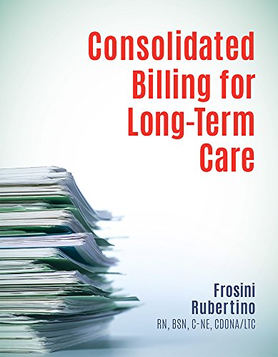 Consolidated Billing for Long-Term Care