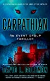 Front cover for the book Carpathian by David L. Golemon