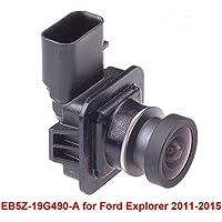 CNAutoLicht EB5Z19G490A EB5Z-19G490-A Rear View Tail Gate Reverse Parking Backup Camera For Ford Explorer 2011 2012 2013 2014 2015