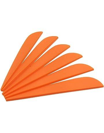 50//100 TPU Archery Arrow Vanes Arrow Fletching DIY Arrows Archery Arrow Fletches