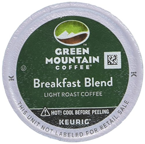 Green Mountain Breakfast Blend K Cups (72 Count)