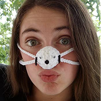 Amazon Dark Gray Aunt Martys Original Nose Warmer