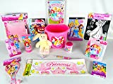 Disney Princess Game Educational Activity Gift Set Bundle