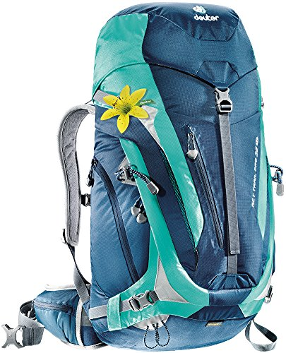 Deuter Act Trail (Deuter ACT Trail Pro 32 SL - Ultralight 32-Liter Hiking Backpack, Midnight/Mint)