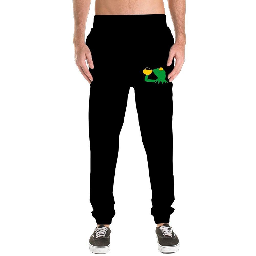 Amazon.com: Elegante chaqueta Kermit The Frog para hombre ...