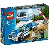 レゴ (LEGO) シティ フォレストポリスパトロールカー 4436