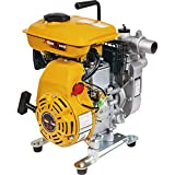 XtremepowerUS 2.5 HP Gas-Powered Portable Water Pump Transfer 1,980 GPH Gas-Powered 1.5-inch w/Handle