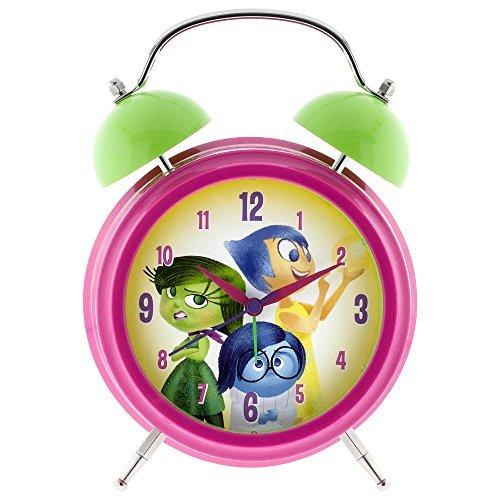 Disney Pixar Inside Out Lite Up Musical Bank Alarm Clock