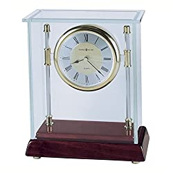 Bowery Hill Table Top Clock