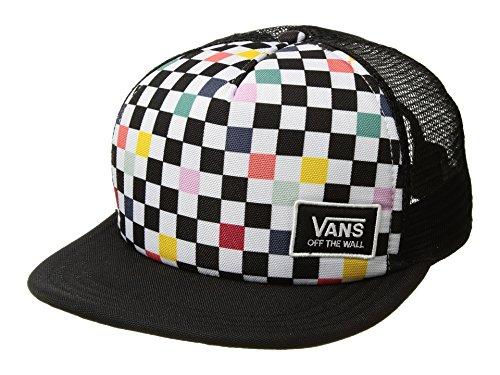 Vans Beach Bound Checkerboard Trucker Hat