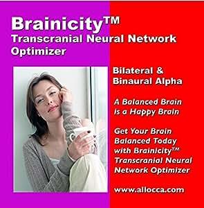 BrainicityTM Transcranial Neural Network Optimizer - Bilateral and Binaural Al
