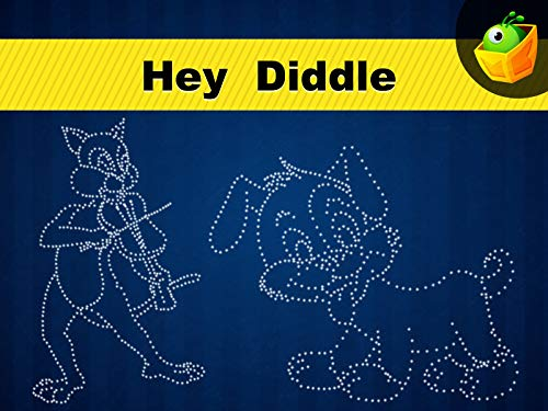 Hey Diddle Diddle Nursery Rhyme - Hey Diddle