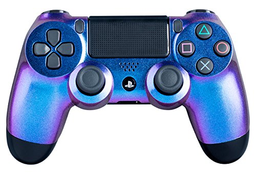 PS4 Modded Controller Chameleon - Playstation 4 - Master Mod Includes Rapid Fire, Drop Shot, Quick Scope, Sniper Breath, and More - Works for All Call of Duty Games (The Best Modded Controllers)