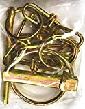 5/16'' CHAINED LYNCH PIN 5-PK