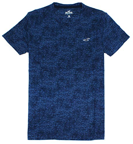 Hollister Men's Soft Graphic Tee HOM-18 (Medium, 0586-202) from Hollister Co..