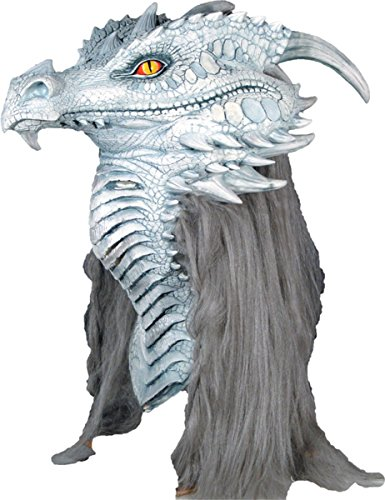 Morris Costumes Ancient Dragon Premiere MASK