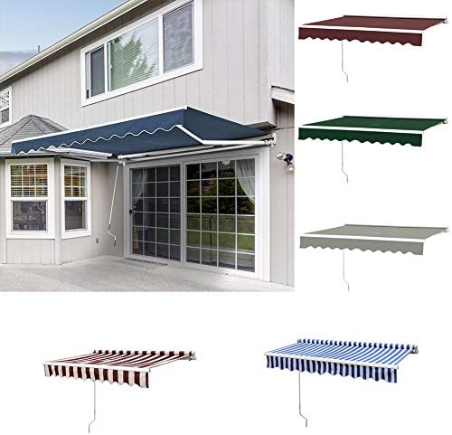 gaixample.org The Fellie Garden Awnings Manual Patio Awning L2xW1 ...