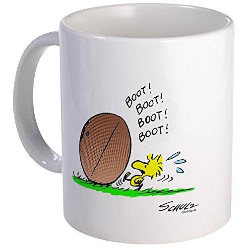 (CafePress Woodstock Kicker Mug Unique Coffee Mug, Coffee Cup)