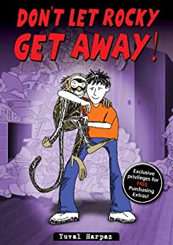 Children's book: Don't Let Rocky Get Away! (Parents Library Collection, Early reading, Emotion Book 3) by [Harpaz, Yuval]