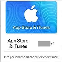 Geschenkkarte für App Store & iTunes (DE) - Gutschein per E-Mail