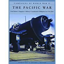 The Pacific War: Pearl Harbor; Singapore; Midway; Guadalcanal; Philippines Sea; Iwo Jima