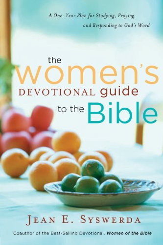 Womens Devotional Guide Bible Responding ebook product image