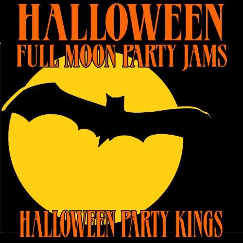 Halloween Full Moon Party Jams