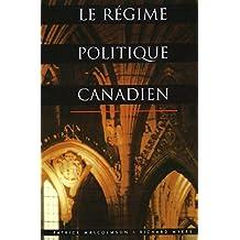 Le Regime Politique Canadien