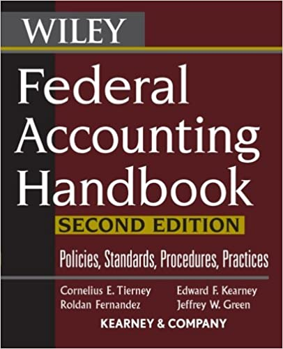 Federal accounting handbook policies standards procedures federal accounting handbook policies standards procedures practices 2nd edition fandeluxe Images