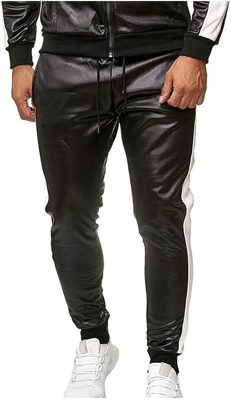 Pantalones Deporte Hombre Largos Moda Pantalones De Trabajo Hombre ...