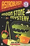 Moon Stone Mystery (Scholastic Reader, Level 2)