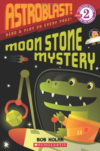 Moon Stone Mystery (Scholastic Reader, Level 2) by Brand: Cartwheel Books