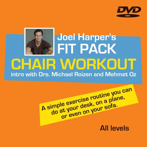 Fit Pack Dvd (Joel Harper's Fit Pack Chair Workout)
