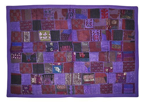 Rajasthani Handmade Art Patchwork Design Sequins