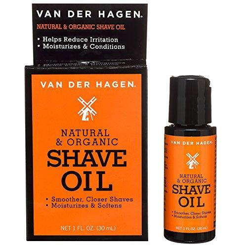 Top recommendation for shave oil van der hagen