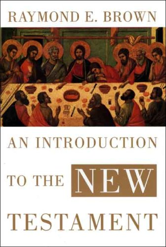300140169 - An Introduction to the New Testament (The Anchor Yale Bible Reference Library)