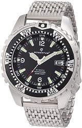 Black M1 Deep 6 Stainless Steel Large Watch
