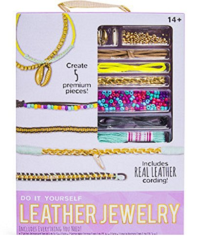 Do It Yourself Leather Jewelry