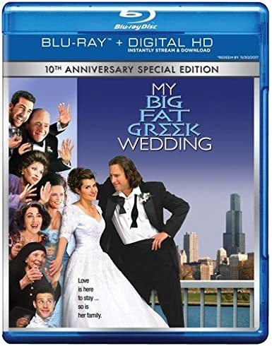 My Big Fat Greek Wedding [Edizione: Stati Uniti] [Italia] [Blu-ray]