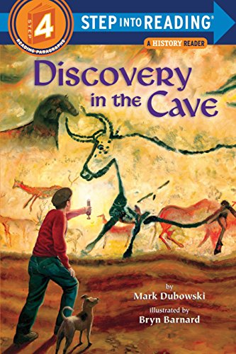Discovery in the Cave (Step into Reading)