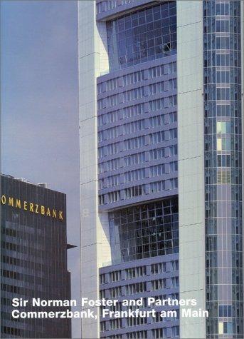 by-volker-fischer-norman-foster-commerzbank-frankfurt-am-main-opus-21-opus-ax-1998-03-18-hardcover