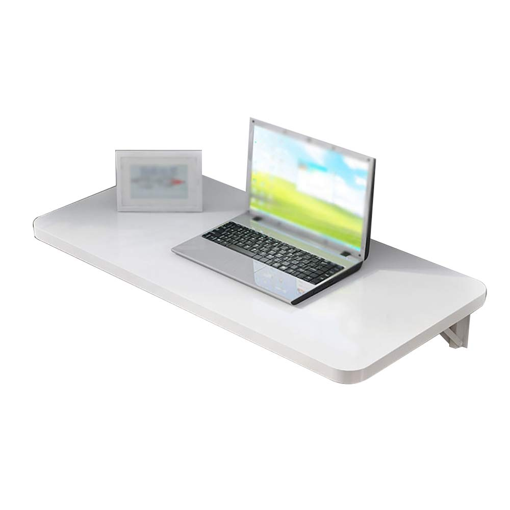 8050cm PM-Tables Folding Table, Dining Table, Simple Wall Table, Wall Hanging Computer Desk, Desk, (Size   80  50cm)