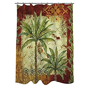 51gEefn9P1L._SS300_ 200+ Beach Shower Curtains and Nautical Shower Curtains