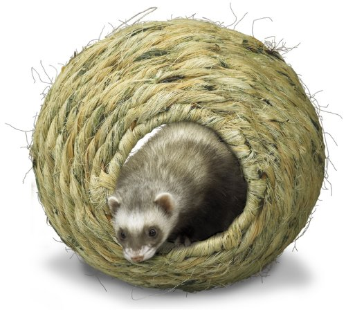 Super Pet Guinea Pig Grassy Roll-a-Nest Medium Hideout