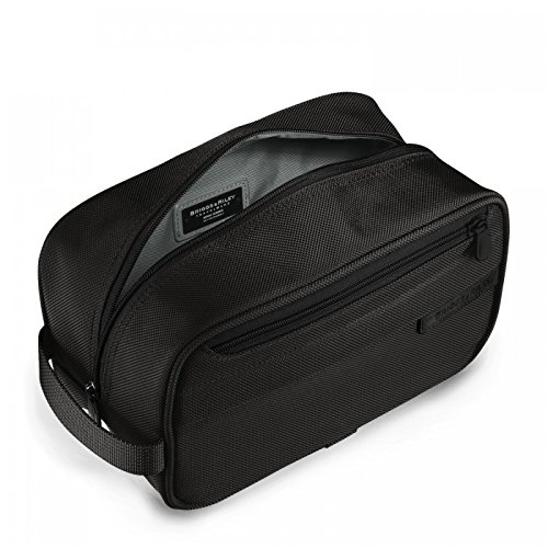 Briggs & Riley Baseline Classic Toiletry Kit, Black by Briggs & Riley (Image #4)