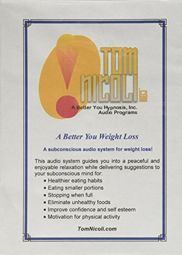 Tom-Nicoli-Weight-Loss-CD-Set