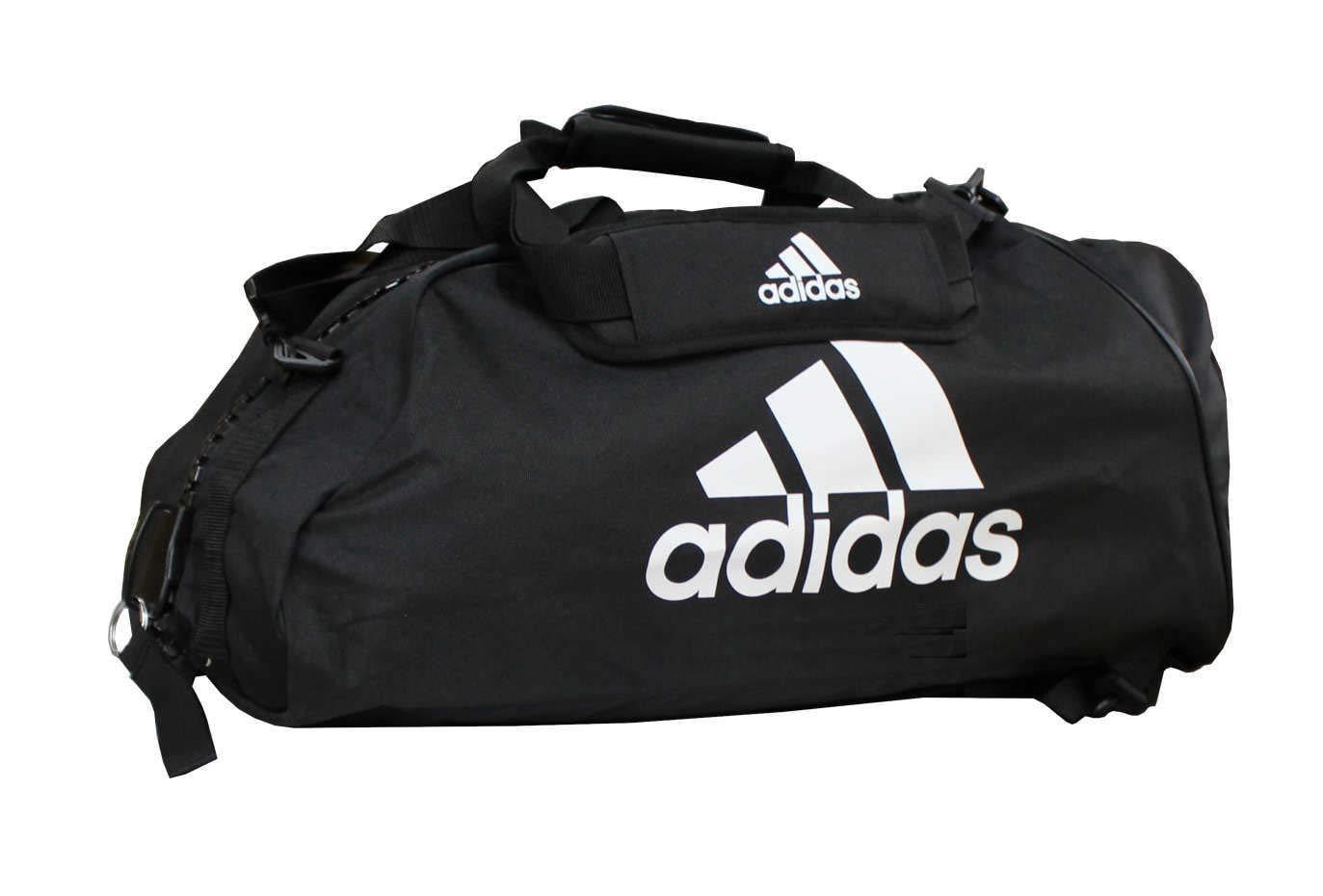 9b6f5290101a31 4Fighter Gymbag PRO extra groß e Trainingstasche mit vielen kleinen Taschen  schwarz/Duffelbag. Verkauf. adidas Sporttasche - Sportrucksack  schwarz/Weiss, ...