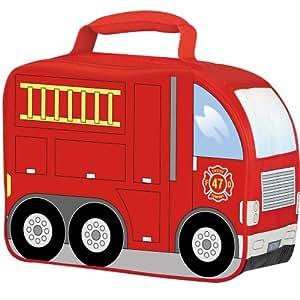 Thermos Novelty Soft Lunch Kits Firetruck Firetruck
