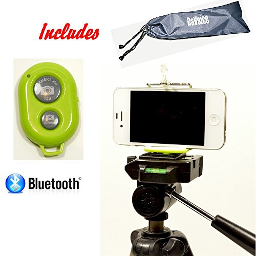 Cell Phone Tripod Adapter Bluetooth product image