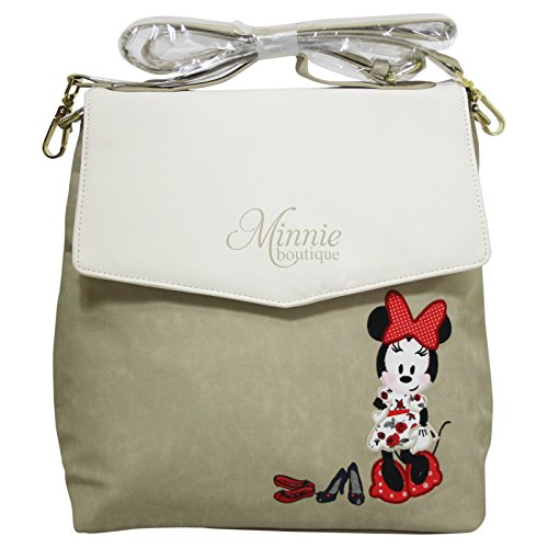 Donna Minnie Disney Limited Edition A Da Bugatti Mano Bauletto Borsa CRCqgZwxv